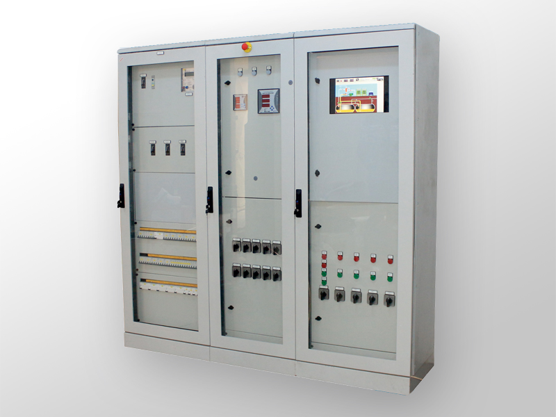 Fuel Station Electric Controller Panel